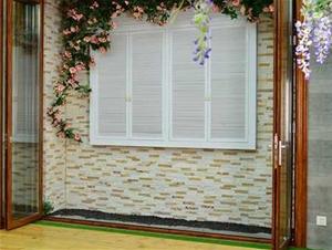 木包铝大折叠门